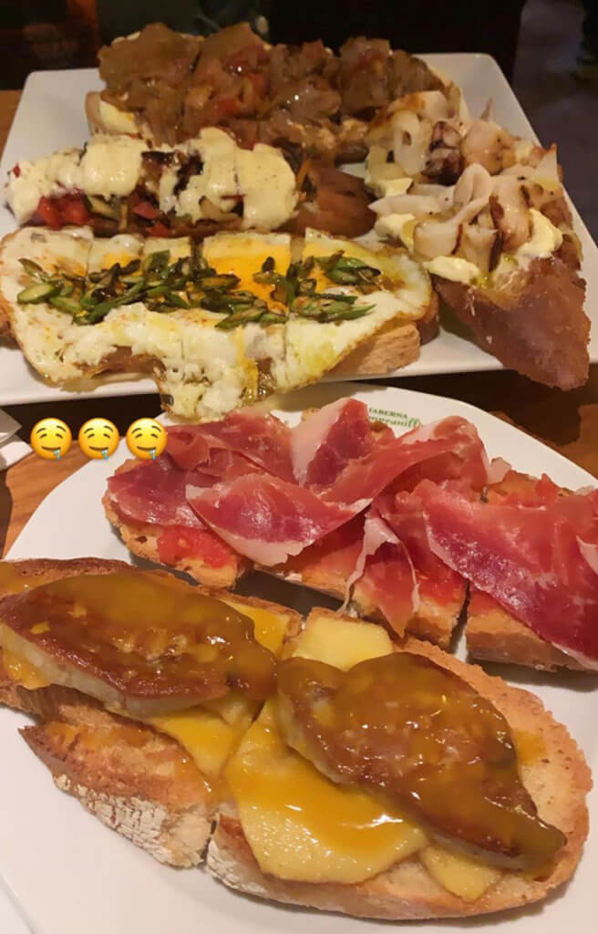 things to do in madrid - eat tapas