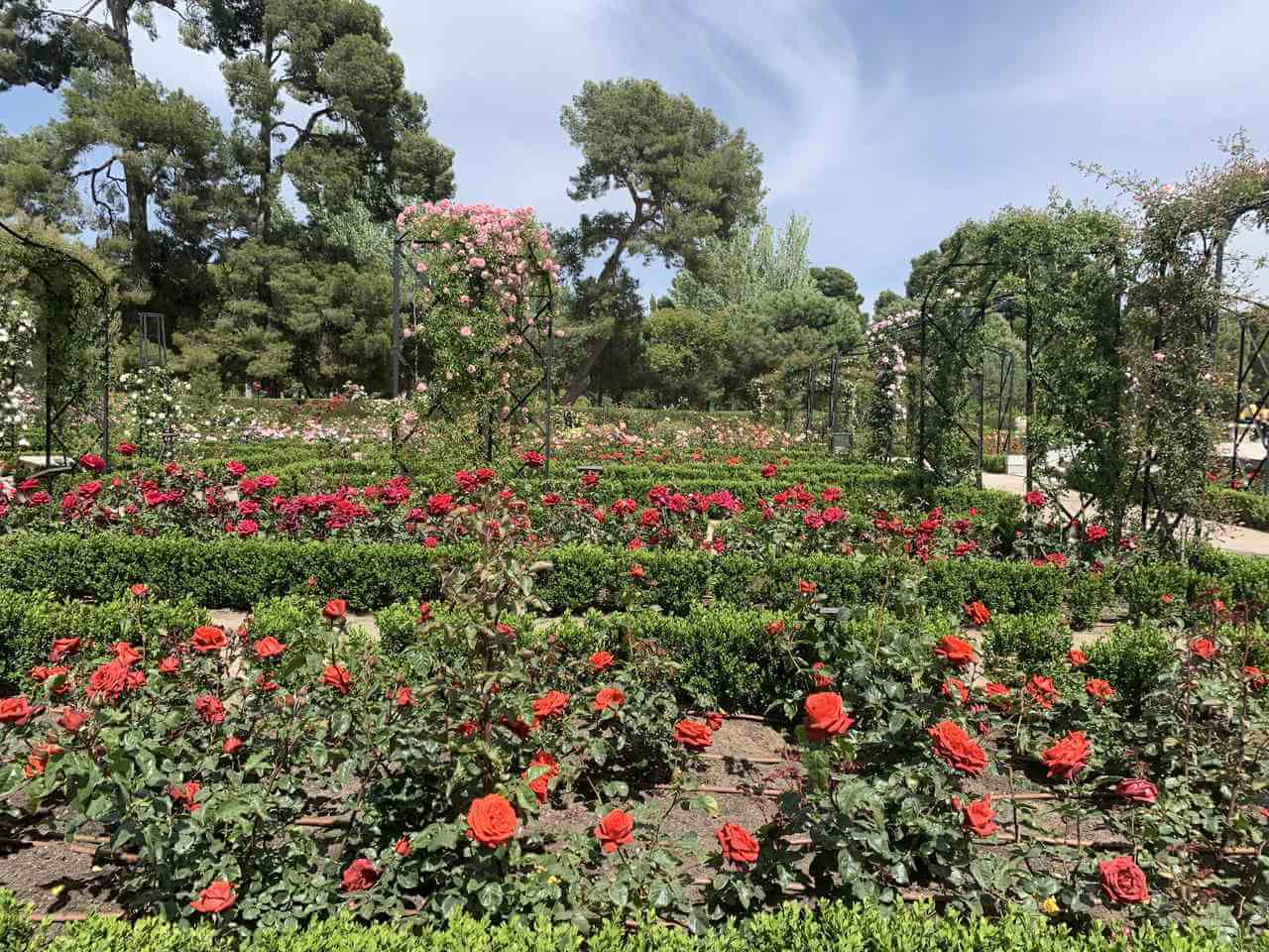 10 of the most beautiful parks in Madrid