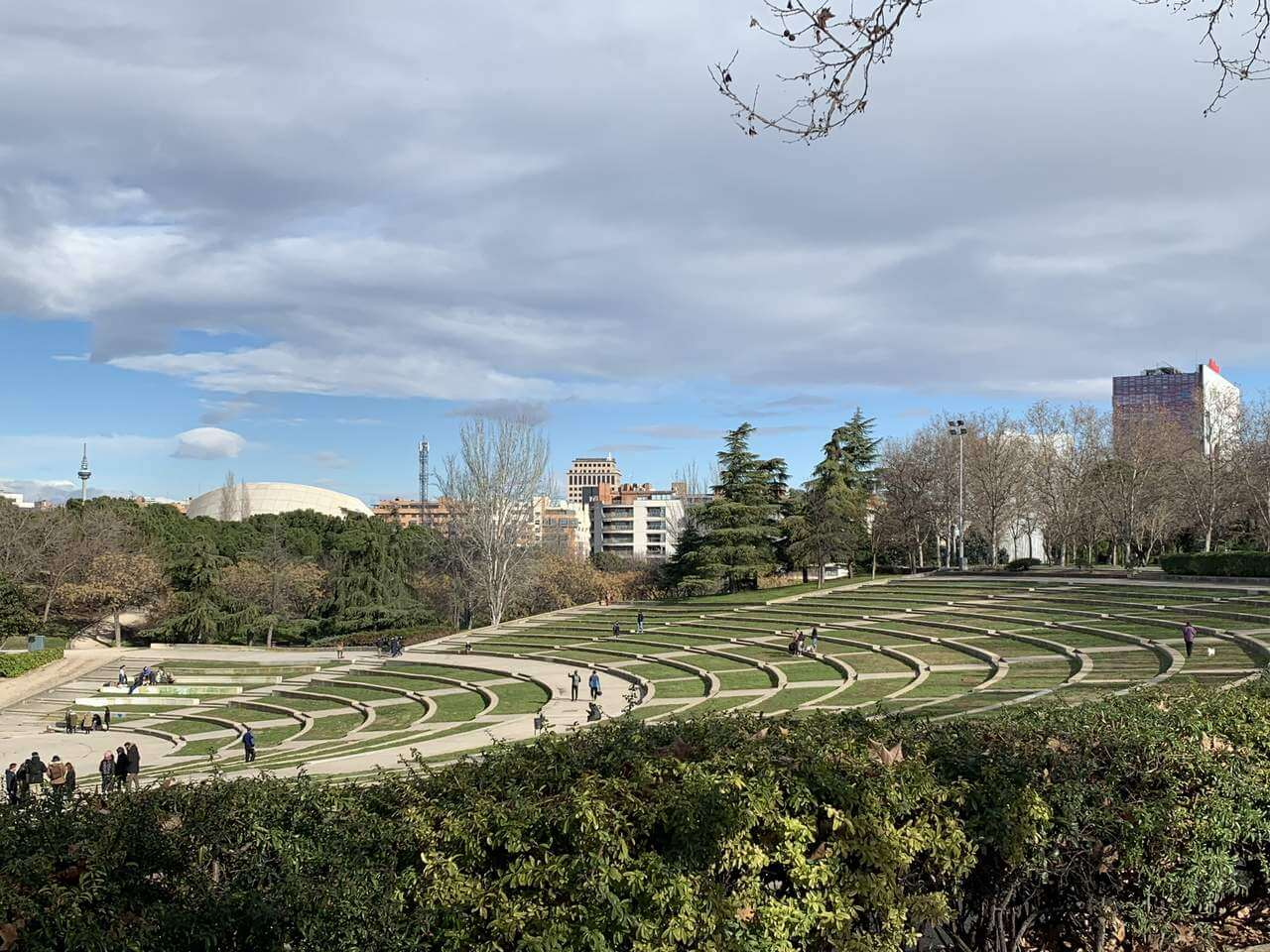 parks in madrid -