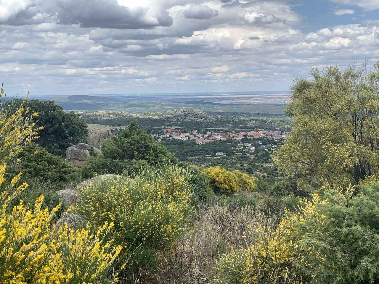 hikes to do in madrid