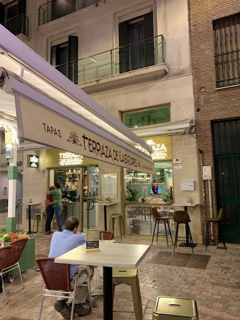 places to eat in Malaga