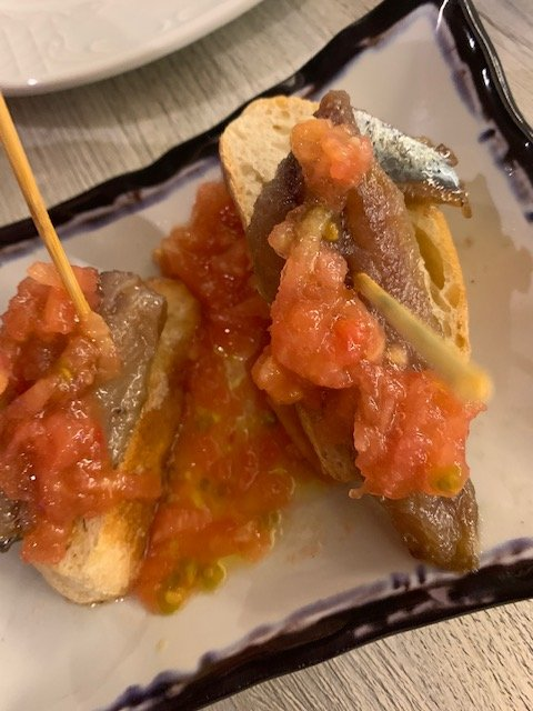 things to do in malaga - eat